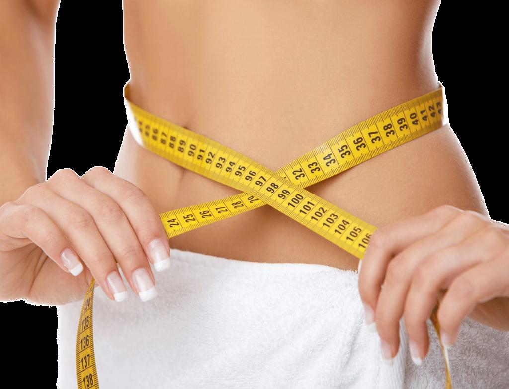 Exercícios de perda de peso de umas costas para