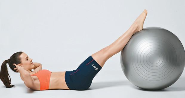 Exercícios para fortalecimento abdominal no Pilates