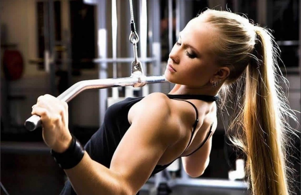 musculação feminina para emagrecer