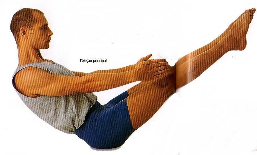 exercícios para perder barriga-posicao-barco-1