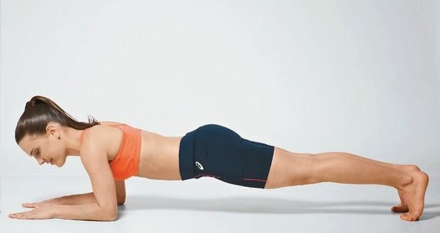 exercícios para perder barriga-prancha-isometrica-ventral