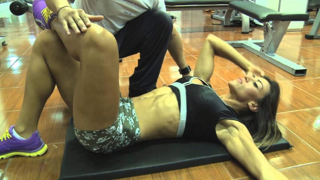 musculação para emagrecer abominal oblíquo