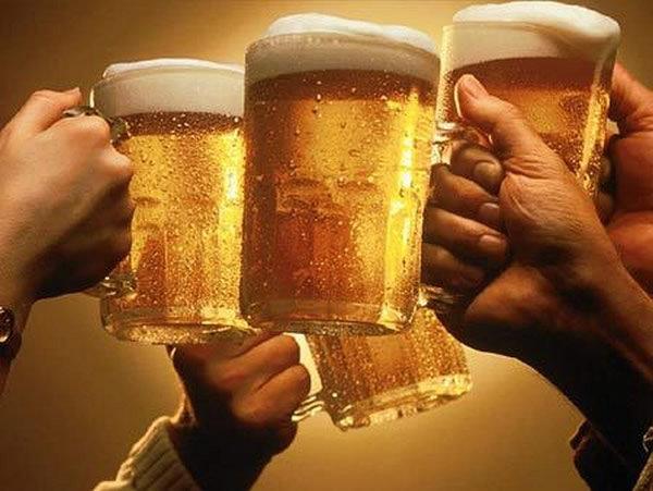 cerveja engorda mito ou verdade