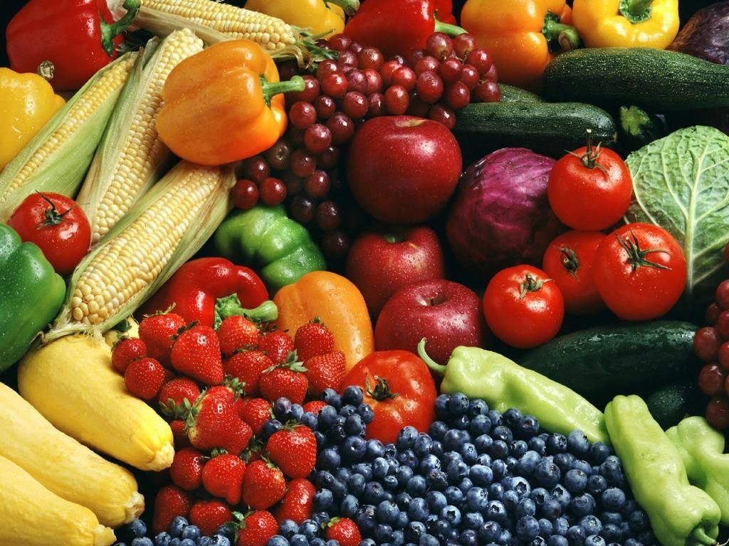 inchaço nas pernas frutas e verduras