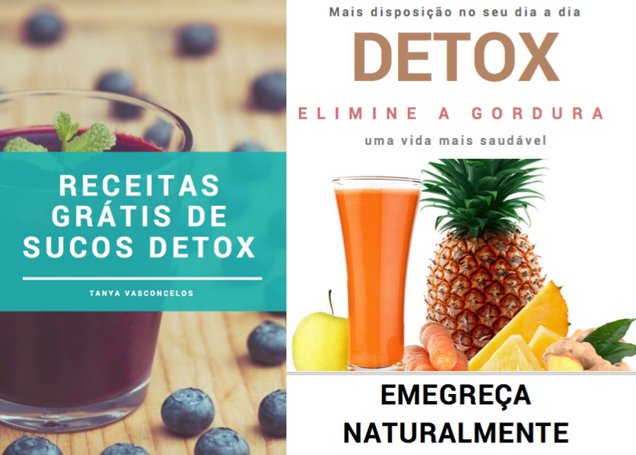 Ebook Sucos Detox