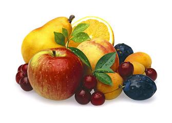 enzimas de frutas