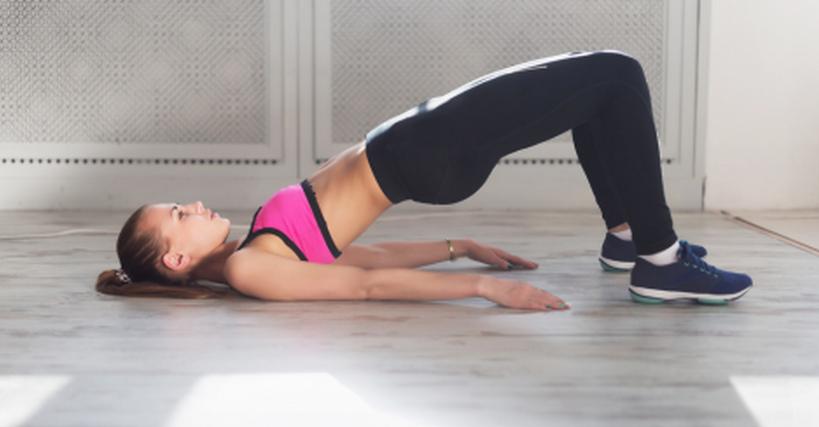 exercícios de Pilates para queimar calorias