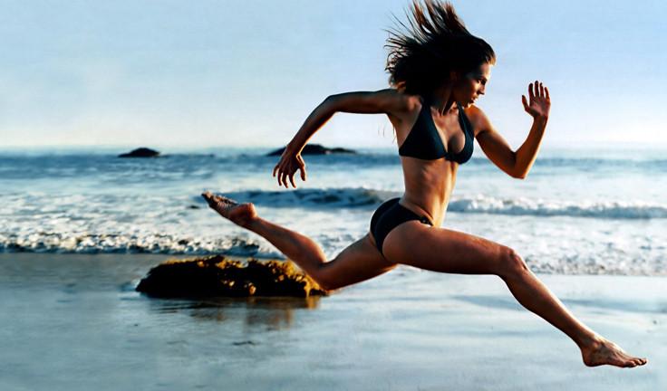 correr emagrece e definir os musculos