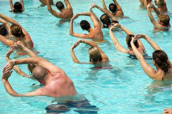 exercicios de hidroginástica emagrece