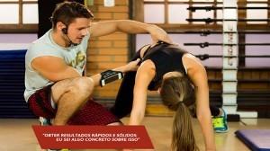 treino intervalado de alta intensidade