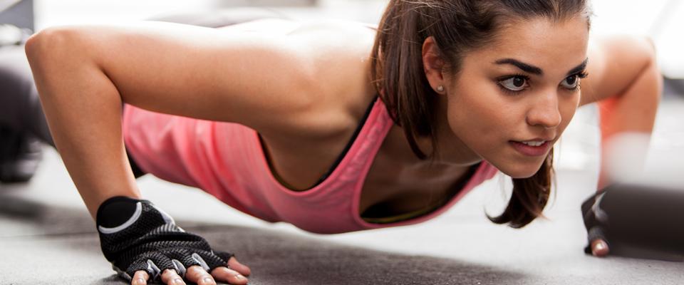exercicios de pilates Flexão de braço