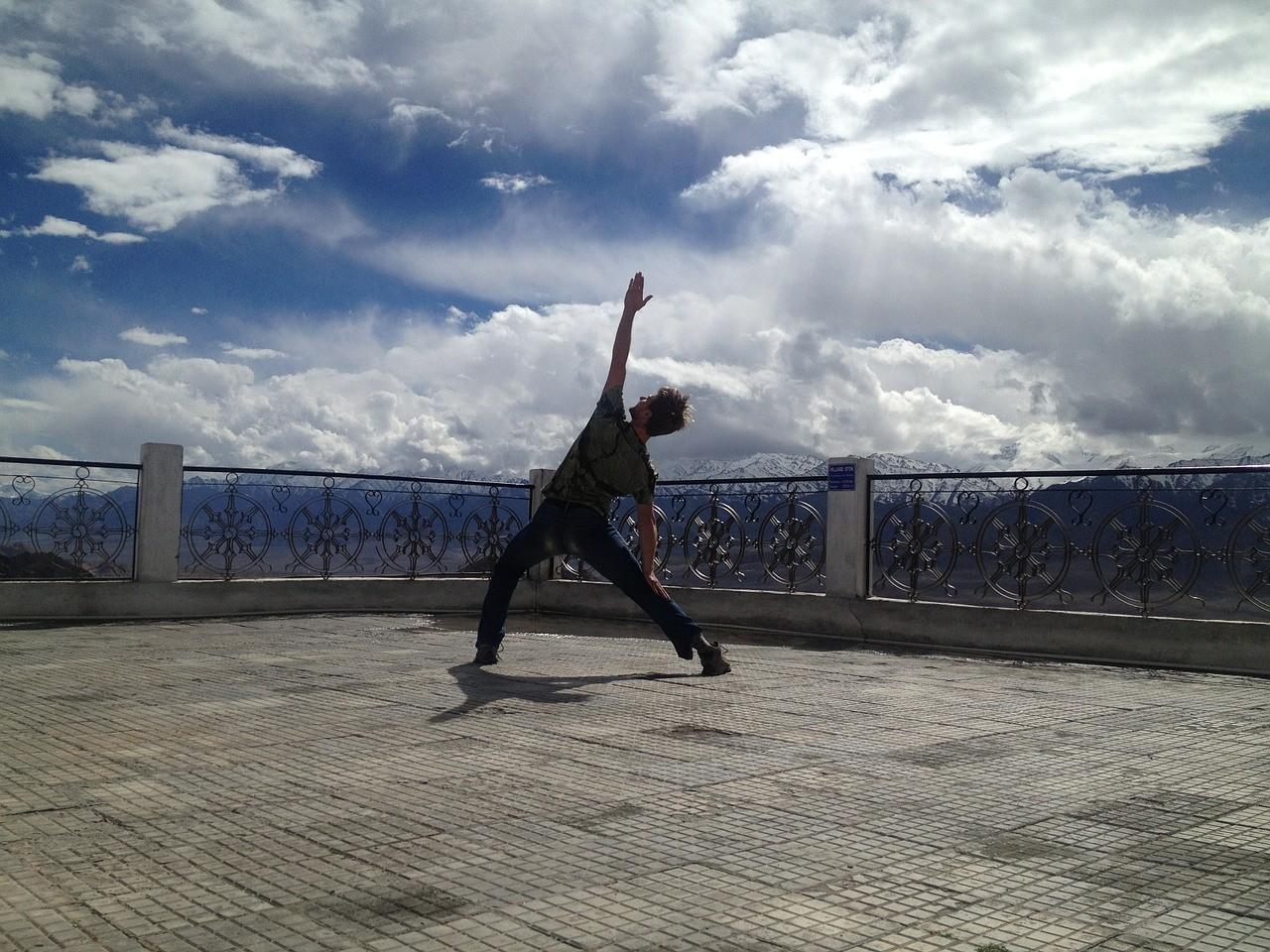 yoga beneficios para a saude