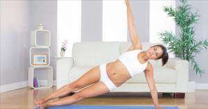 aulas de Pilates em casa