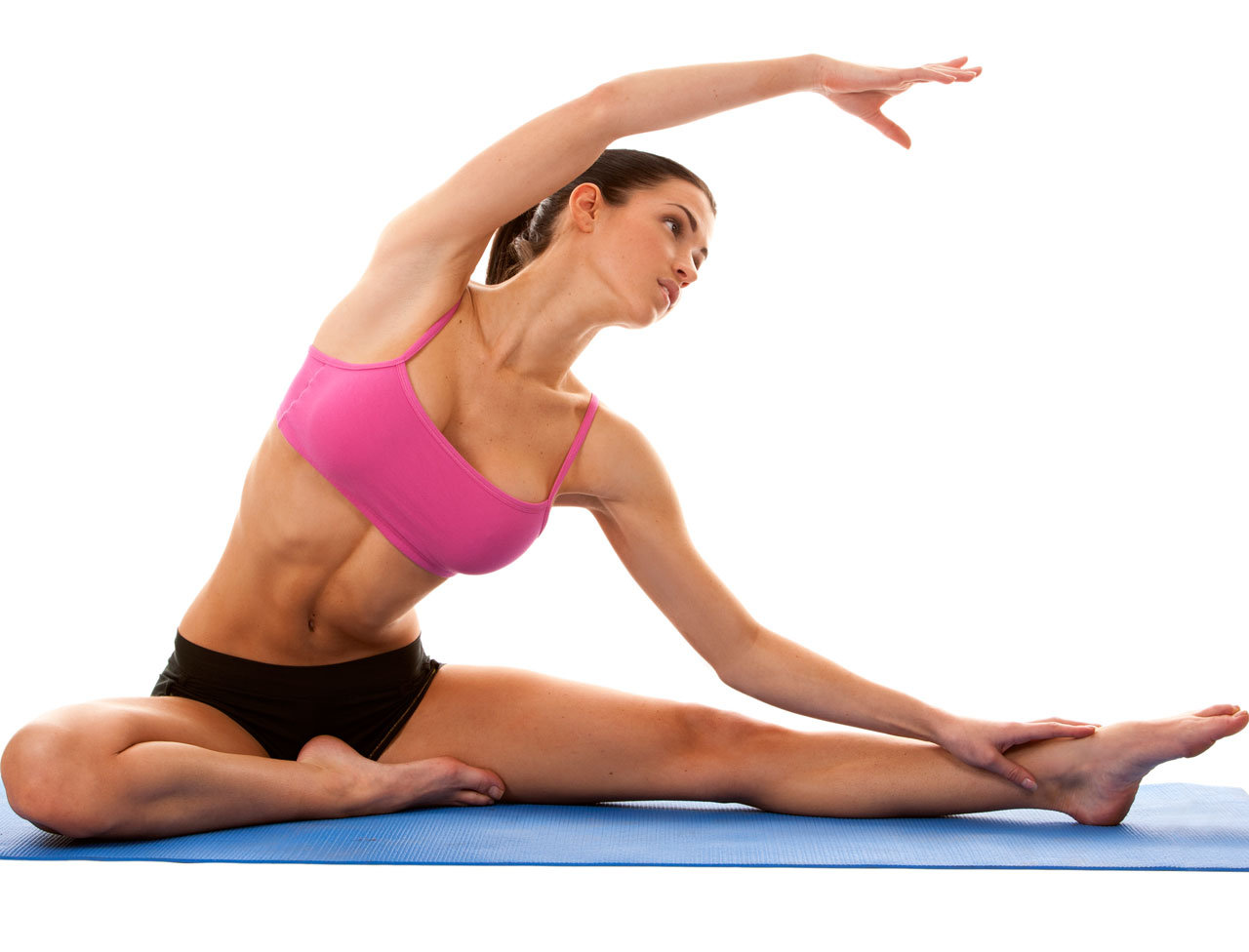 exercícios de Yoga