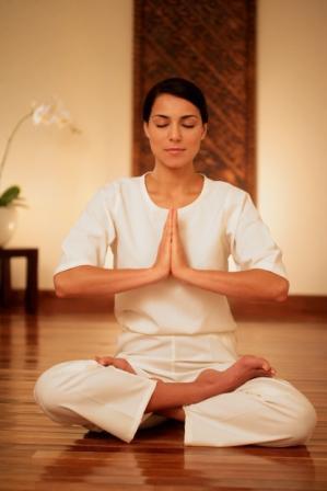 yoga namastê