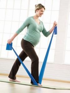 Exercícios de Pilates para gestantes3