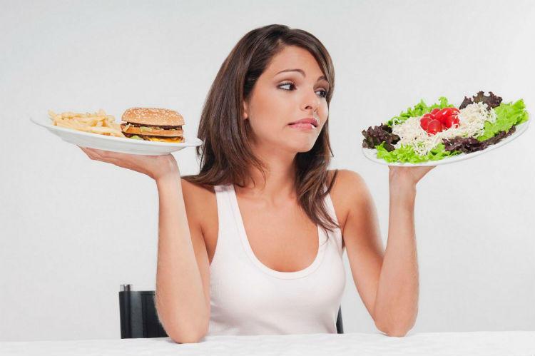 mulher fazendo dieta2