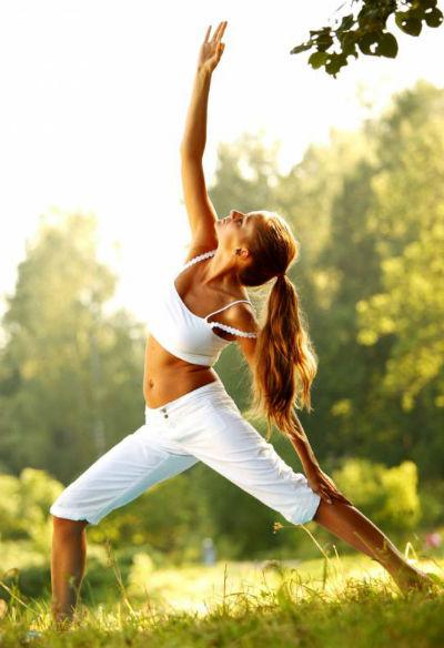 atividade fisica yoga