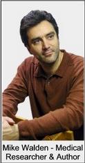 Mike Walden nutricionista e autor