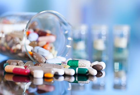 Medicamentos para cravos e espinhas