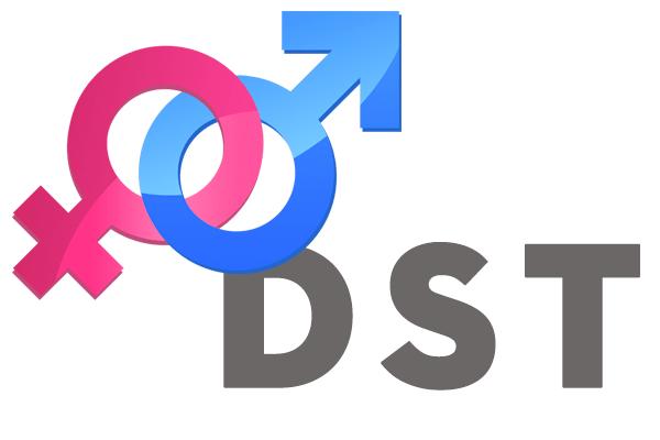 DST - doença sexualmente transmissível
