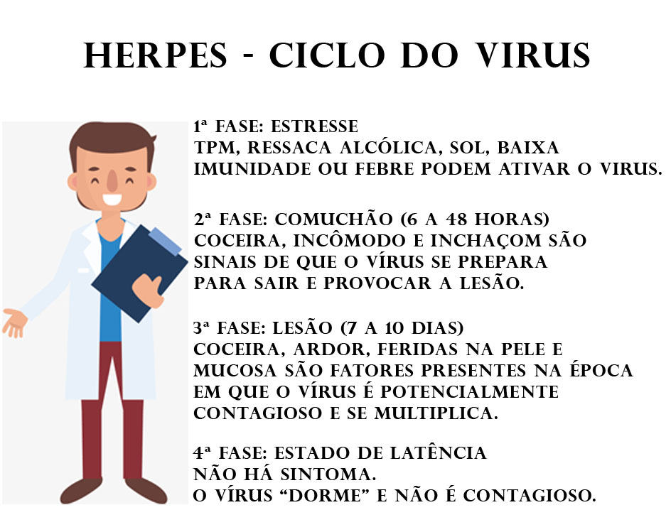 Clico do Vírus do Herpes