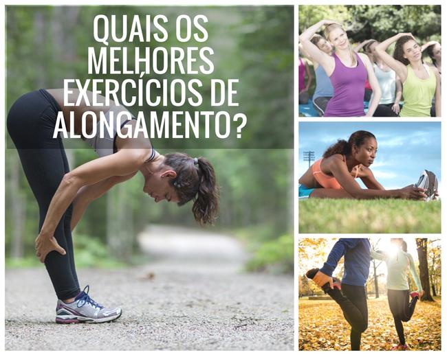 Quais os melhores exercícios de alongamento?