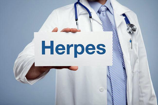 Herpes genital, procure orientação médica