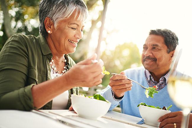 Cure o Herpes com alimentação natural e sadia