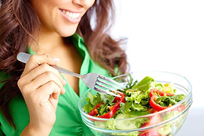Abuse de alimentos saudáveis