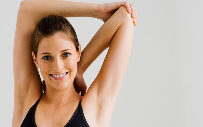 Alongamento Estático de braço