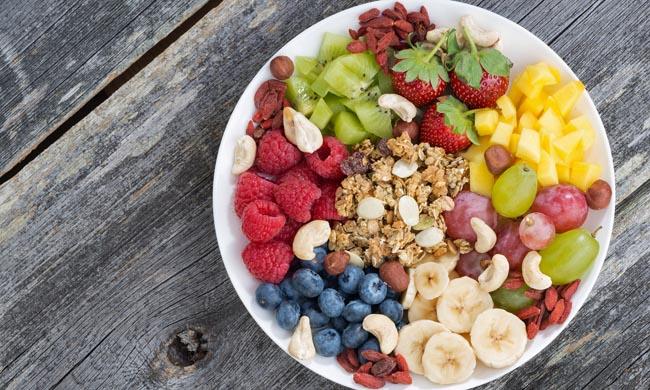 Receitas de Café da manhã Saudável