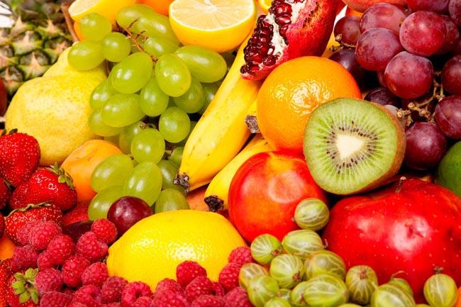Coma frutas e mantenha-se saudável