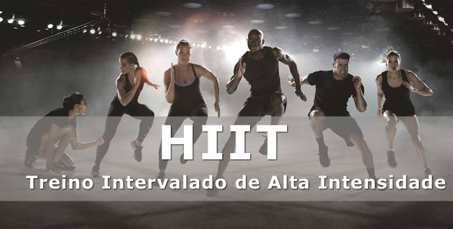 HIIT - Treino Intervalado de Alta Intensidade