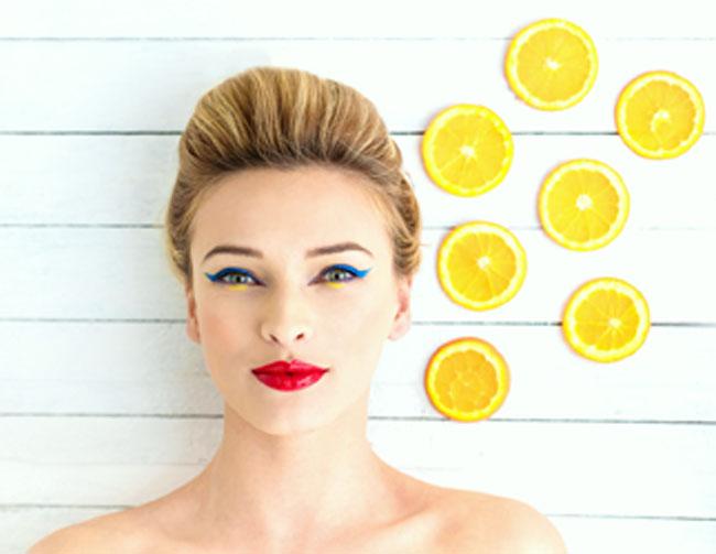 limão e os benefícios para a beleza