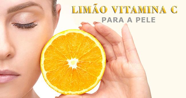 O limão é rico em vitamina C e trás benefícios para a beleza