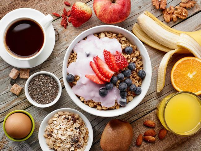 Para quem quer emagrecer o que comer no café da manhã