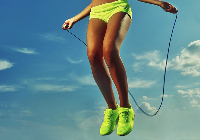 Saiba os Benefíciosde Pular corda