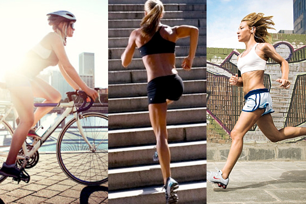 Treinamento aeróbico