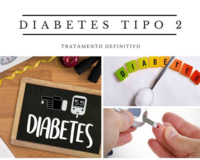 Diabetes Tipo 2 Tratamento Definitivo