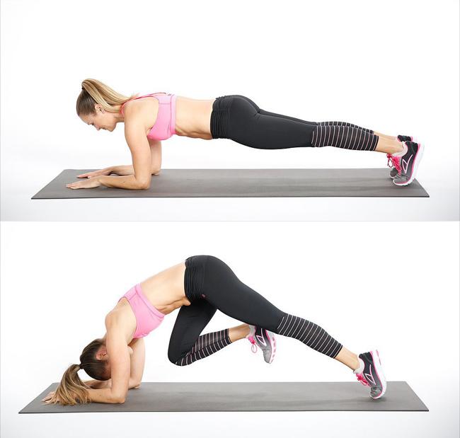 Acelere seu organismo - HIIT - apresentam movimentos intervalados