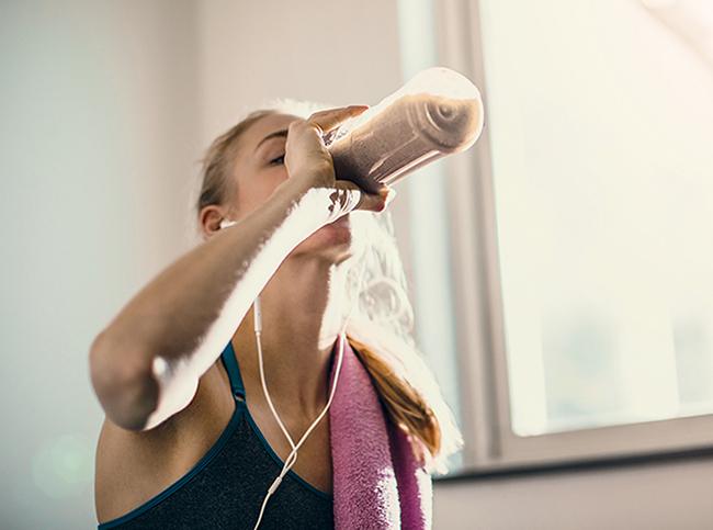 Consumir Whey Protein Antes de Começar a Treinar