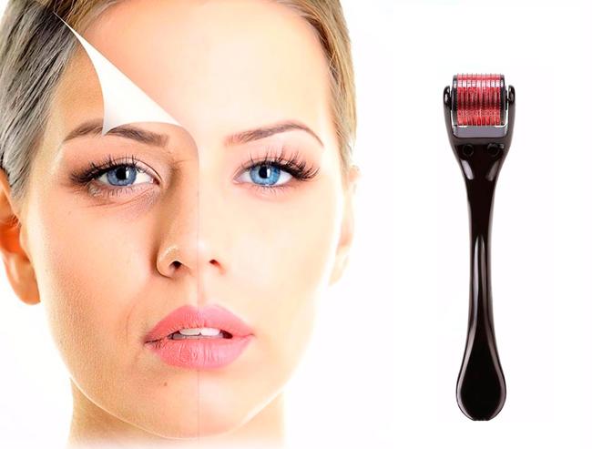 Tanto o Dermaroller quanto o Dermapen são instrumentos utilizados para a renovar e aumentar a presença de colágeno na pele,