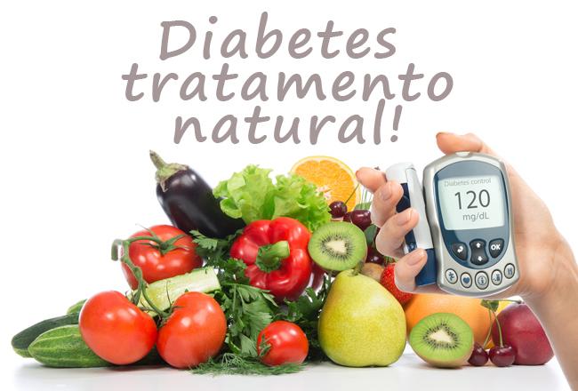 Diabetes Tratamento Natural