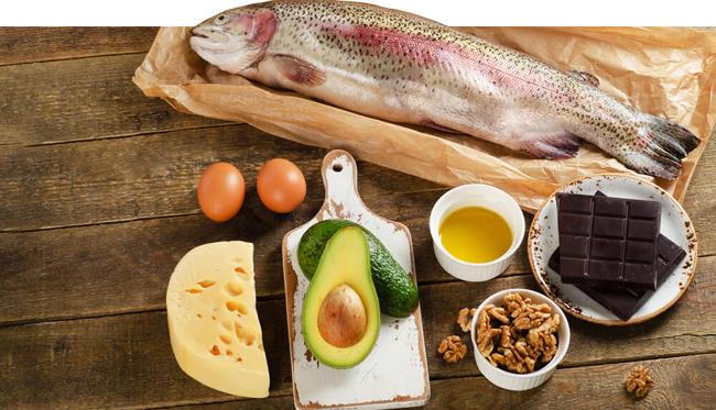 Combata doenças com gordura insaturada