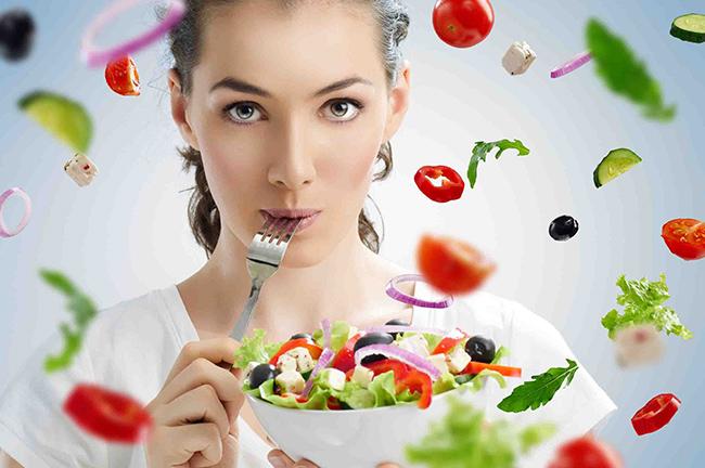 Comendo certo uma alimentação correta