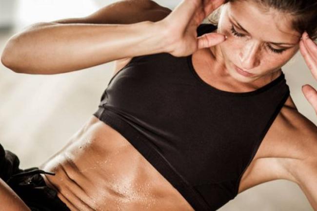 Exercícios intermediários para secar a barriga