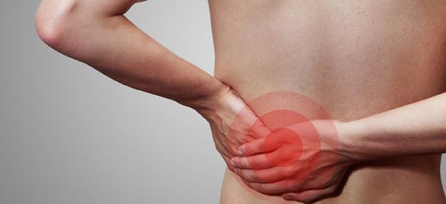 Motivos que levam a dor nas costas do lado esquerdo superior