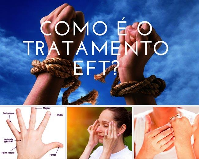Como é o tratamento EFT