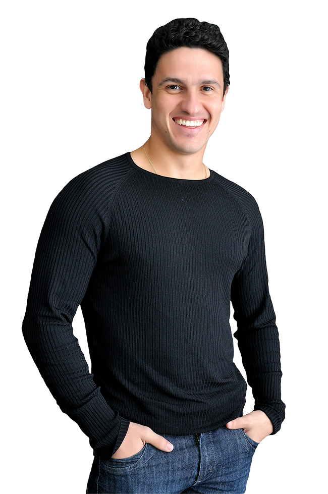 Manoel Augusto Bissaco é o idealizador do Programa Forma Ideal, palestrante, hipnoterapeuta Erick Soniano, psicoterapeuta integrativo, coach, aconselhador familiar e ex-atleta profissional.
